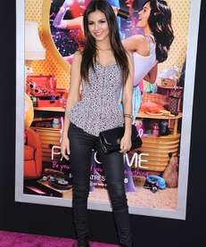 Victoria Justice at the Katy Perry: Part of
