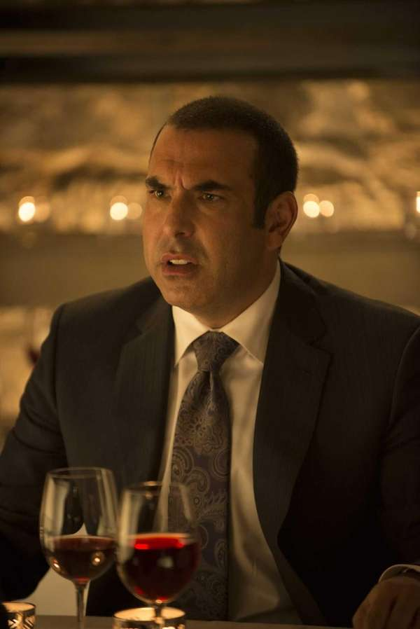 Rick Hoffman as Louis Litt in ?Suits.?