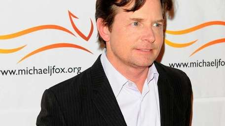Michael J. Fox attends the Michael J. Fox