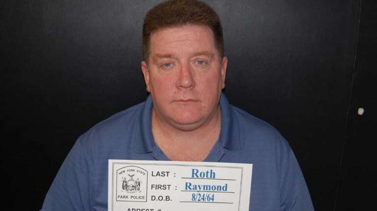 Raymond Roth, 47, of Massapequa, pleaded not guilty