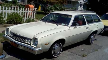 THE CAR AND ITS OWNER 1977 Ford Pinto