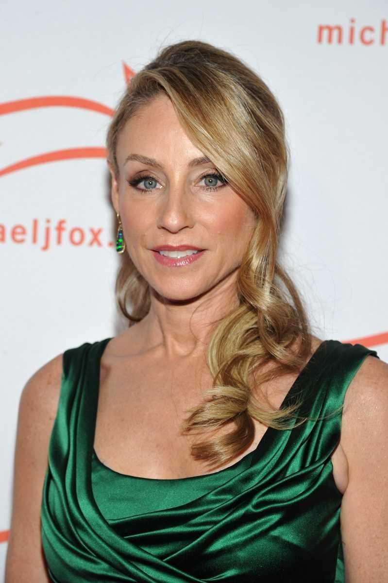 Actress Tracy Pollan, who is married to actor