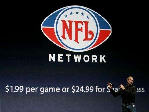 The NFL Network will now be carried by