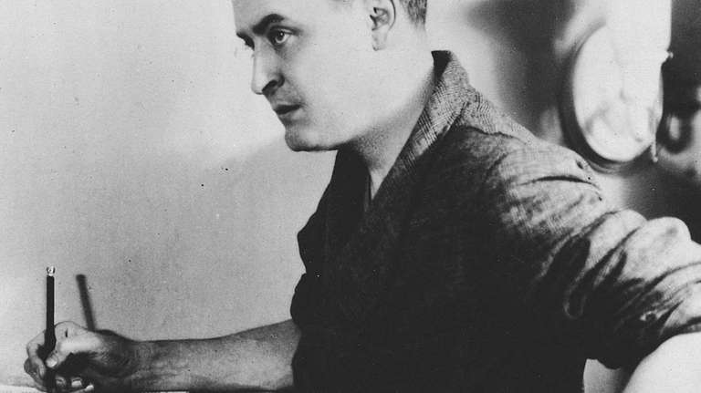 Author F. Scott Fitzgerald was considered by some