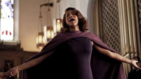 Whitney Houston as Emma in TriStar Pictures'