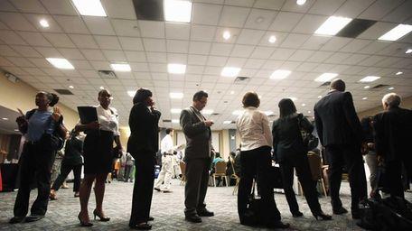 Long Island had 7,500 more jobs this July