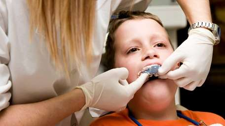 Orthodontic treatments such as getting your kid braces