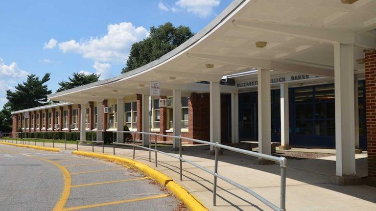 Elizabeth Mellick Baker School is located at 69