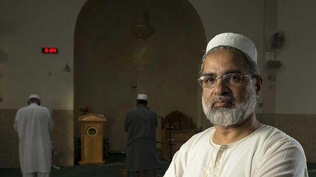Imam Muhammad Jabbar of the Masjid Darul Quran