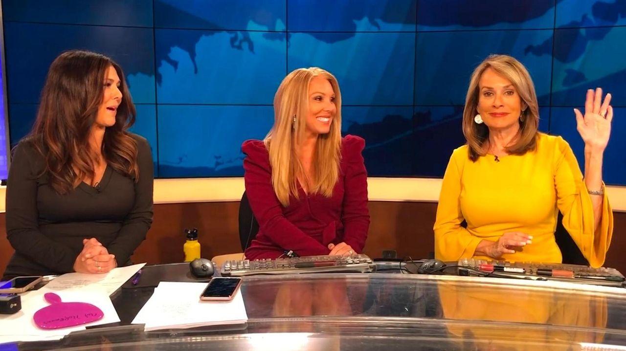 Veteran News 12 anchor Carol Silva returned to