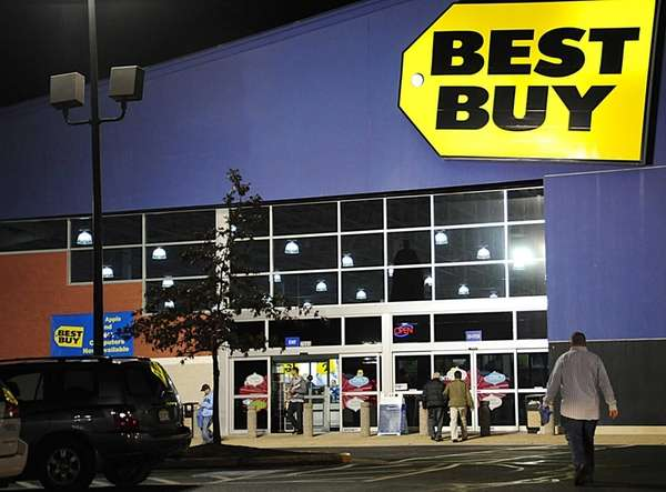 Best Buy says Herbert Joly is expected to