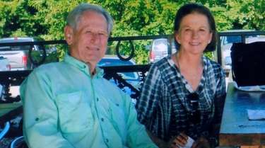Paul and Susan Rebscher of Moriches, seen in