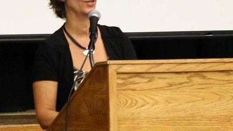 Photo taken in September 2011 of Jane Unhjem,