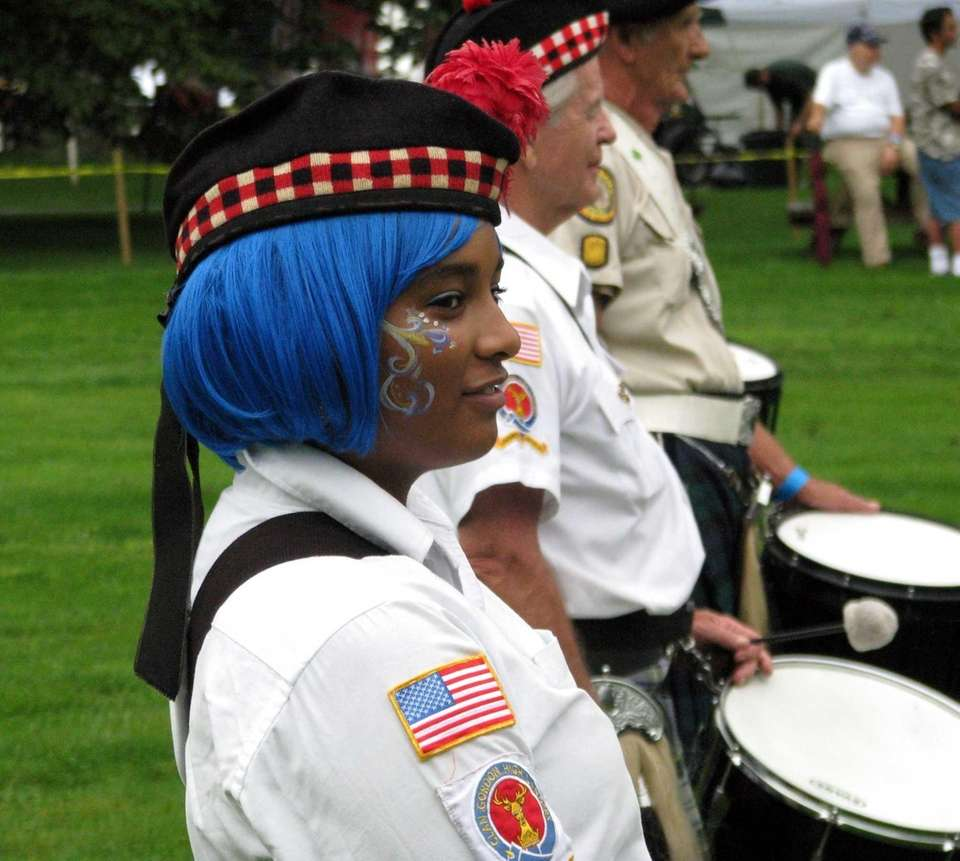Scottish Festival drumming will be one of the