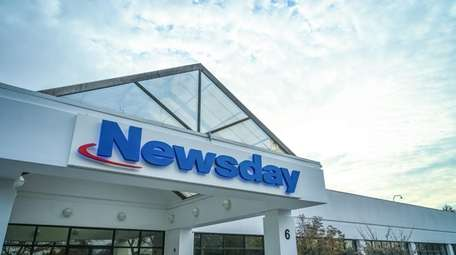 Newsday headquarters at 6 Corporate Center Drive.