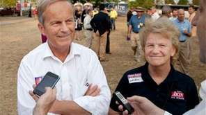Rep. Todd Akin, R-Mo. and his wife Lulli