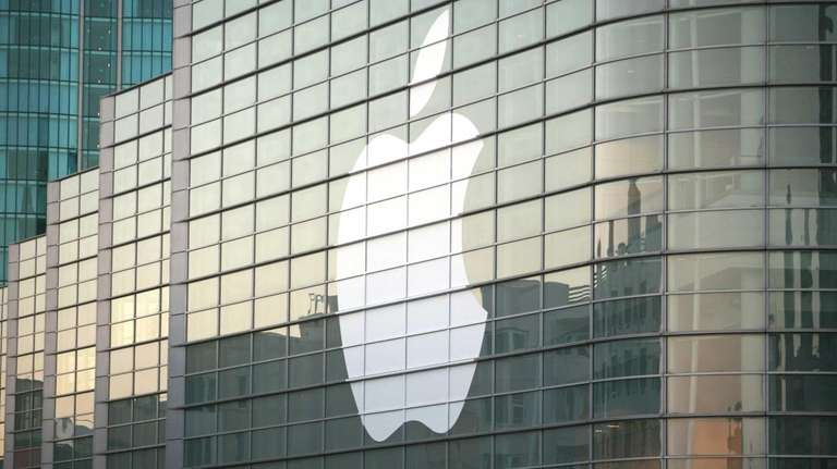 Apple stock has been rising, perhaps in anticipation