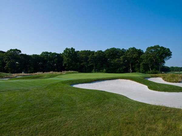 No. 12 hole at Bethpage Black golf course.