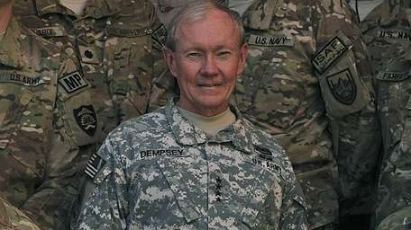 Chairman of the US Joint Chiefs of Staff,