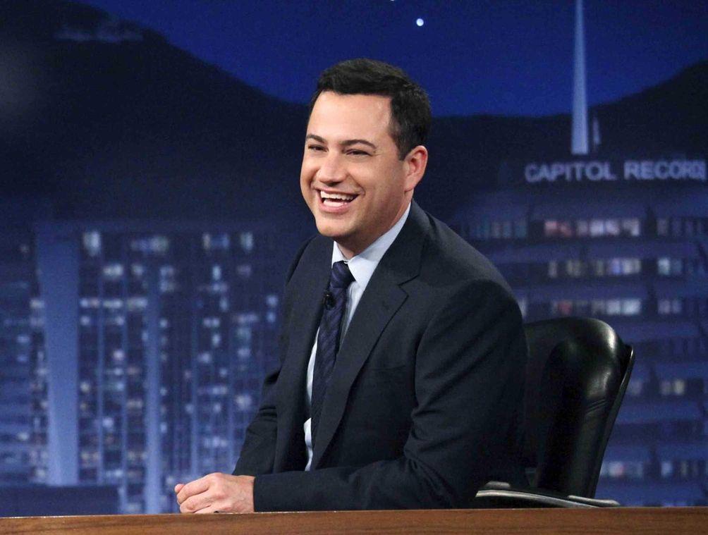 Jimmy Kimmel began hosting his late-night show,