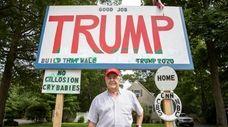 Former Oakdale resident Allen Herrick is a staunch