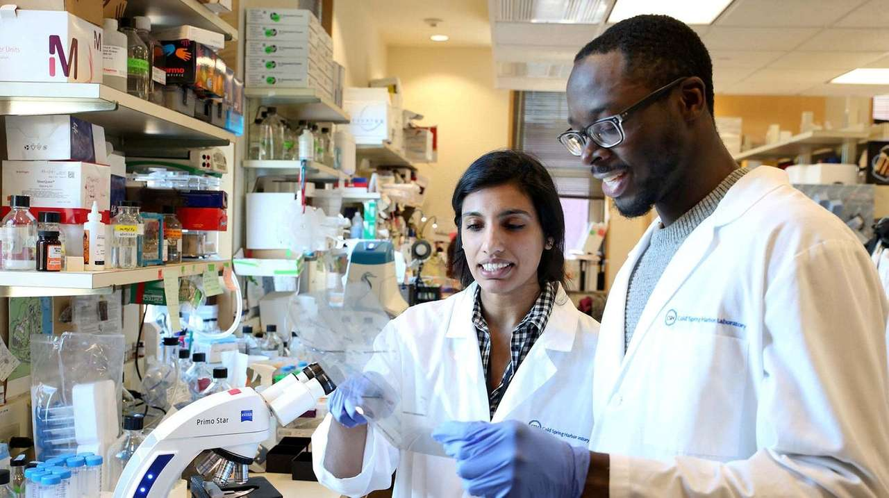 LI lab wins $750,000 grant for cancer research