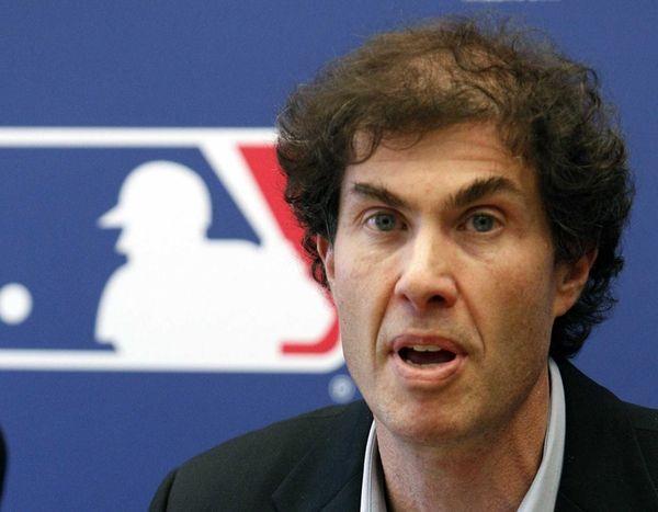 MLB players union head Michael Weiner speaks at