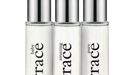 Philosophy State of Grace spray fragrance trio, $55