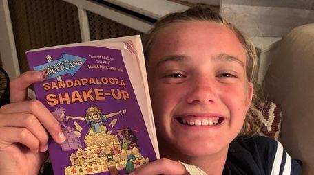"Kidsday reporter Caitlin Kenney reviews ""Sandapalooza Shake-Up."""