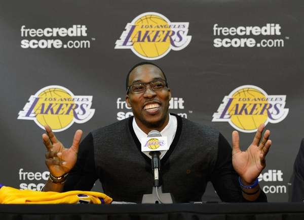 Dwight Howard will win more NBA championships with