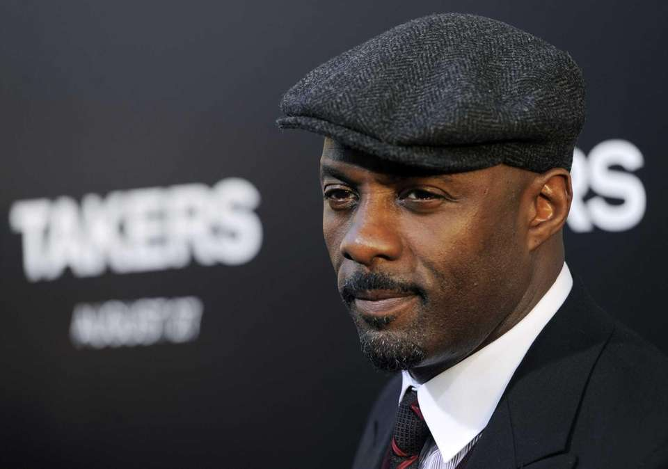 "As Charles Miner, Idris Elba (""Luther,"" ""The Wire"")"