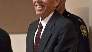 John Grega appears in Windham District Court in