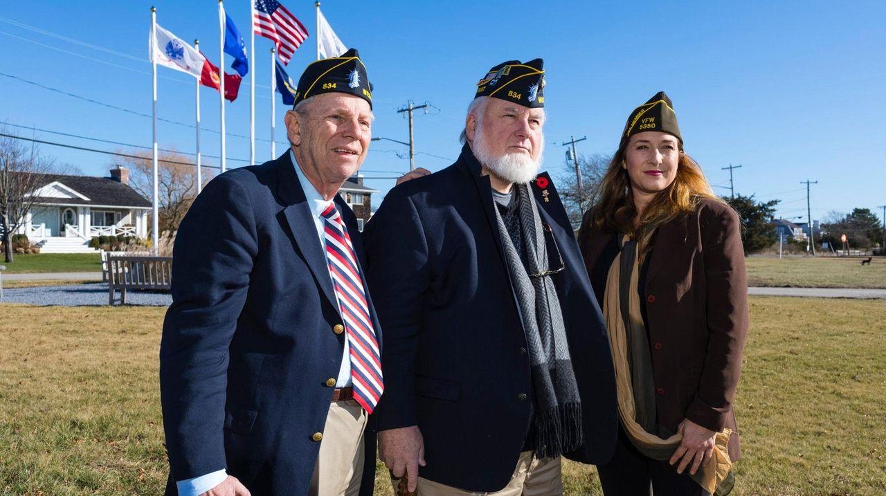 Vets' small talk boosts American Legion post memberships