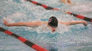 Connetquot/East Islip's Jake llewllyn takes second place in