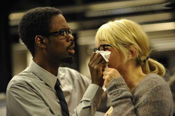 Chris Rock and Julie Delpy in quot;2 Days