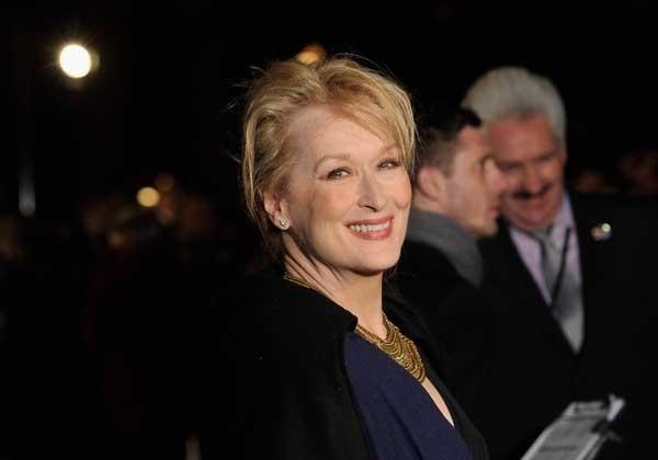 Celeb: Meryl Streep School: Vassar College in Poughkeepsie