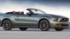 Prices for the 2013 Ford Mustang start at