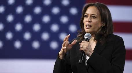 Sen. Kamala Harris withdrew from the race for