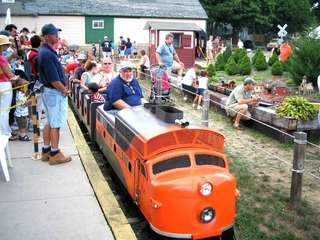 The Riverhead Railroad Festival will be held on