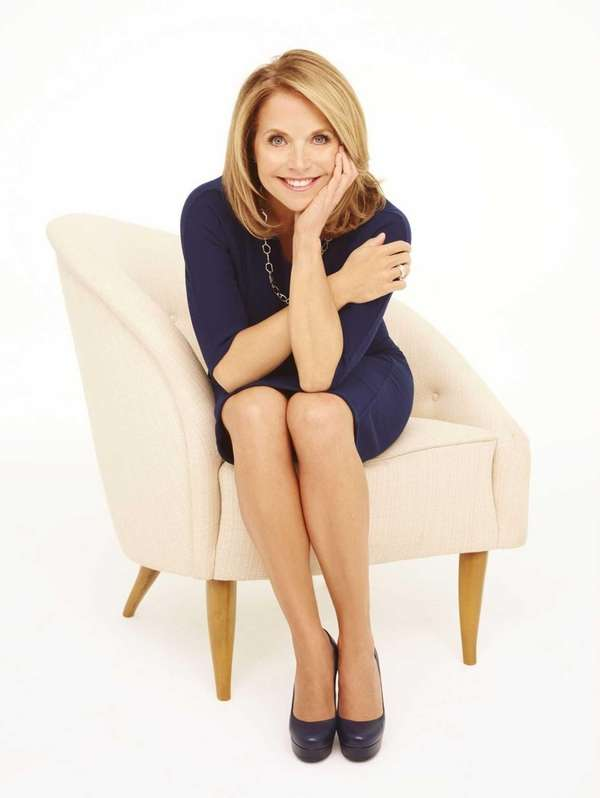 Katie Couric wil be hosting quot;Katie,quot; a new