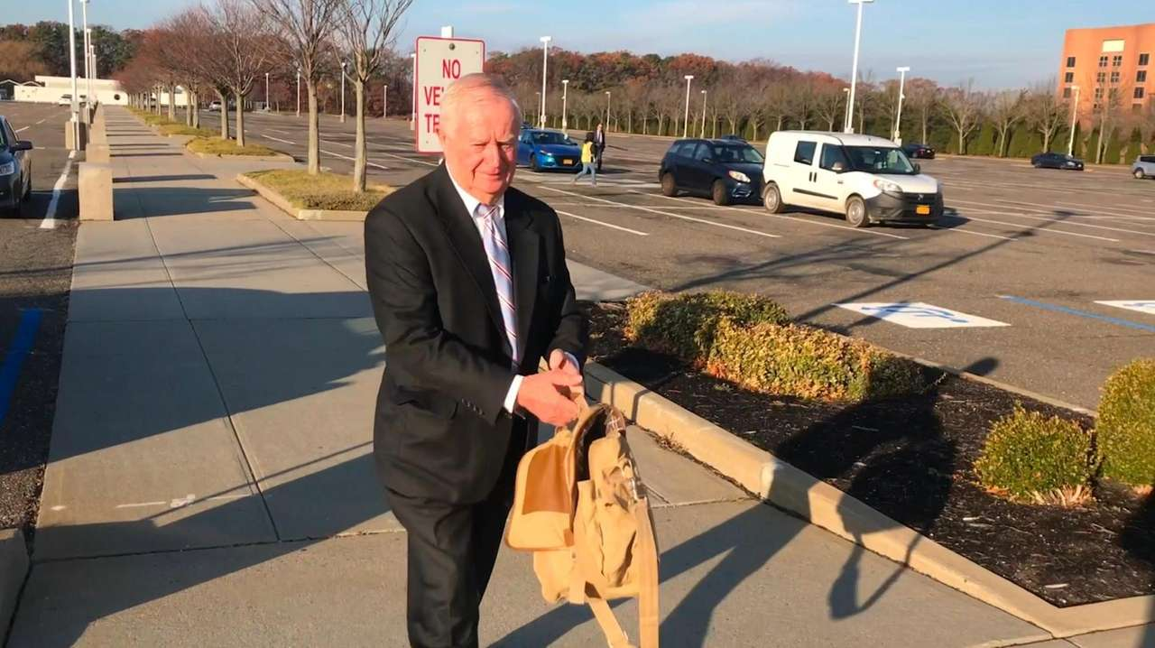 On Thursday, former Suffolk District Attorney Thomas Spota