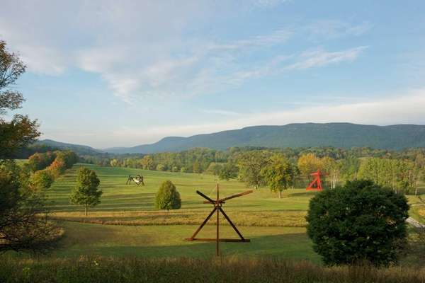 Storm King Art Center, near the Woodbury Premium