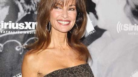 Actress Susan Lucci attends the SiriusXM reopening of