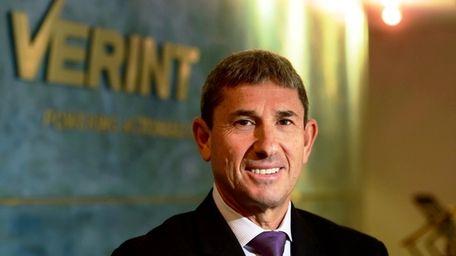 Dan Bodner, CEO of Verint Systems Inc.