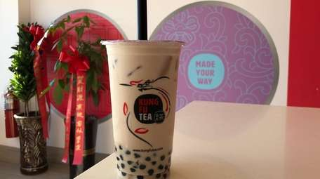 Kung Fu Tea has opened its third Long