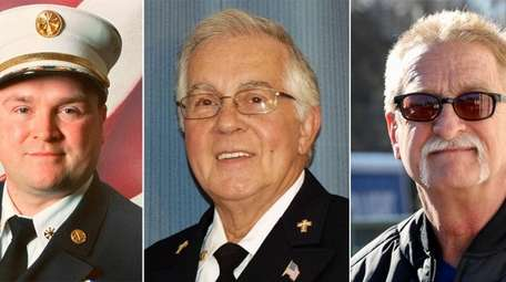 A St. James Fire District election on Tuesday
