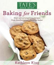 """Baking for Friends"" is a new cookbook by"