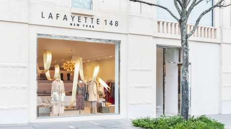 The upscale women's clothing retailer Lafayette 148 New