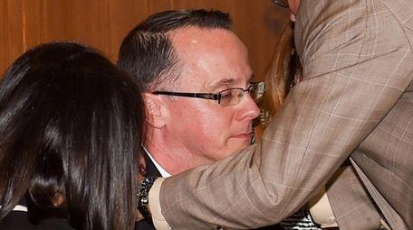 John McMorris, father of victim Andrew McMorris is