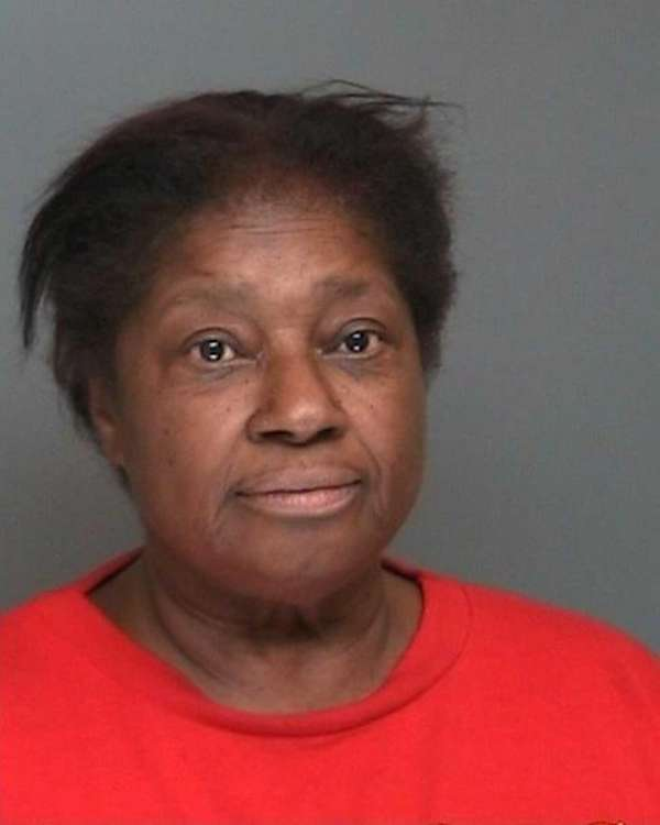 Mary Kimbrough, of Wyandanch, was charged with endangering